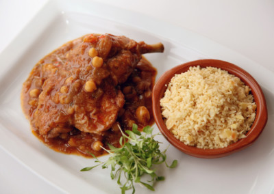 Chicken Tagine (Leg)