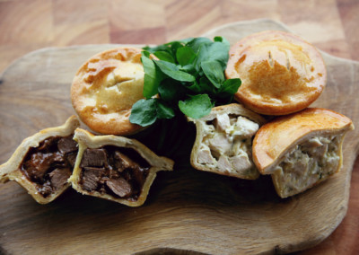 Tom's Pies Mini Minted Lamb