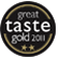 Great Taste 2011 - Gold