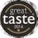 Great Taste 2016 - 1 Star