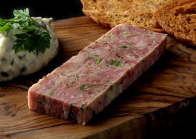 Ham Hock and Leek Terrine