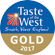 Taste of the West 2017 GOLD