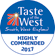 Taste of the West 2017 Highly Commended