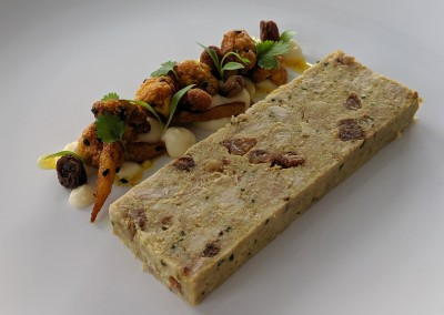 Persian Chicken Terrine