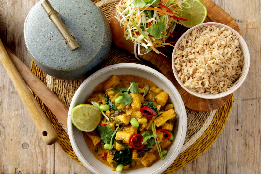 Cambodian Style Vegetable Curry (VG)